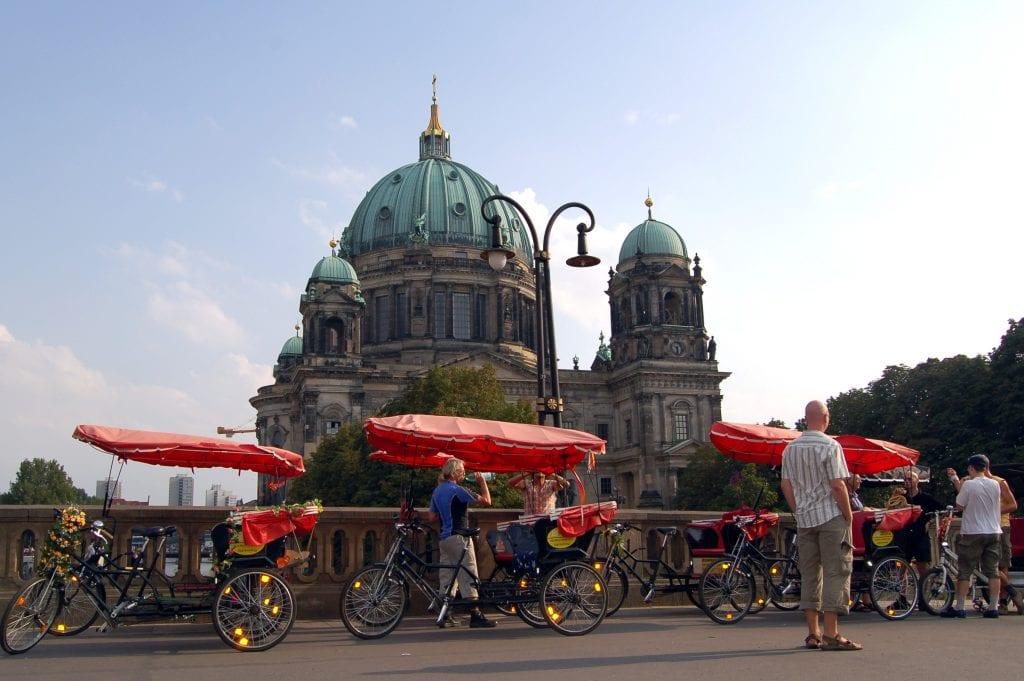 Rikscha Berlin