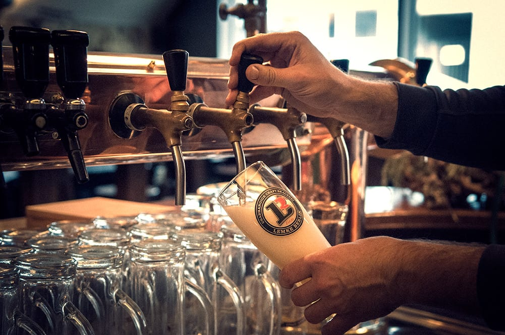 Hackescher Markt Brewery