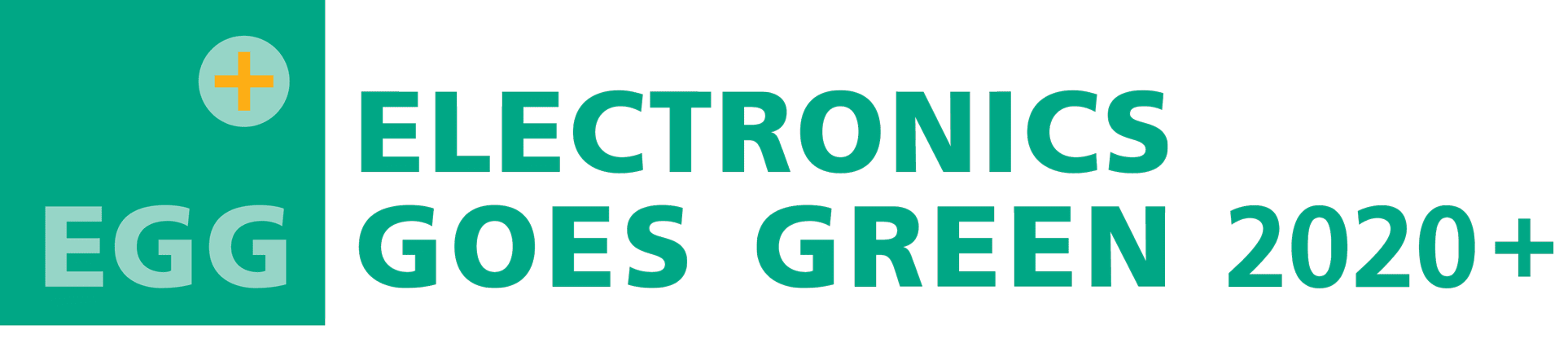 Logo 2020 electronicsgoesgreen