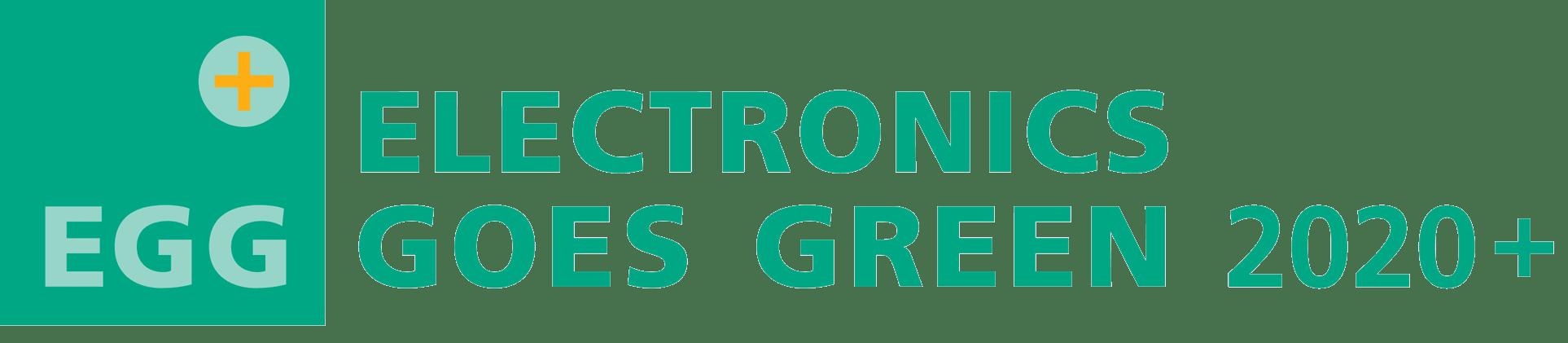 Logo 2020 electronicsgoesgreen